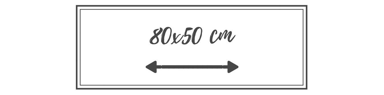 80x50 CM