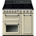 Piano de cuisson Smeg TR93I 90cm induction