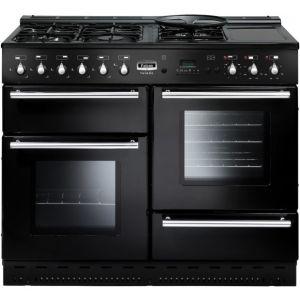 Piano de cuisson Falcon TOLEDO noir mixte 110 cm