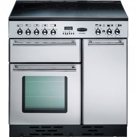 Piano de cuisson Falcon TOLEDO induction 90 cm inox