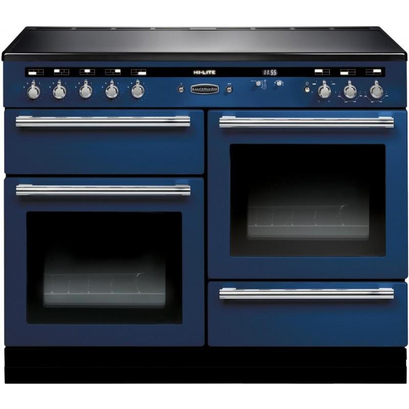 Cuisinière Falcon Hi-Lite induction bleu monaco 110 cm