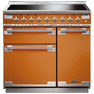 Piano de cuisson Falcon ELISE induction 90 cm orange