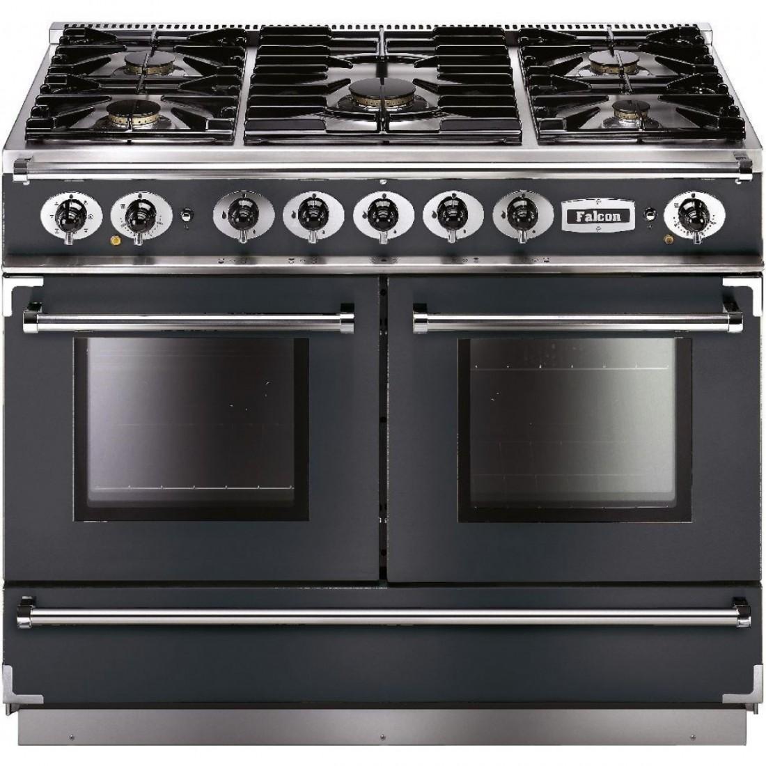 piano de cuisson falcon 1092 continental gaz 110 cm - cuisinières