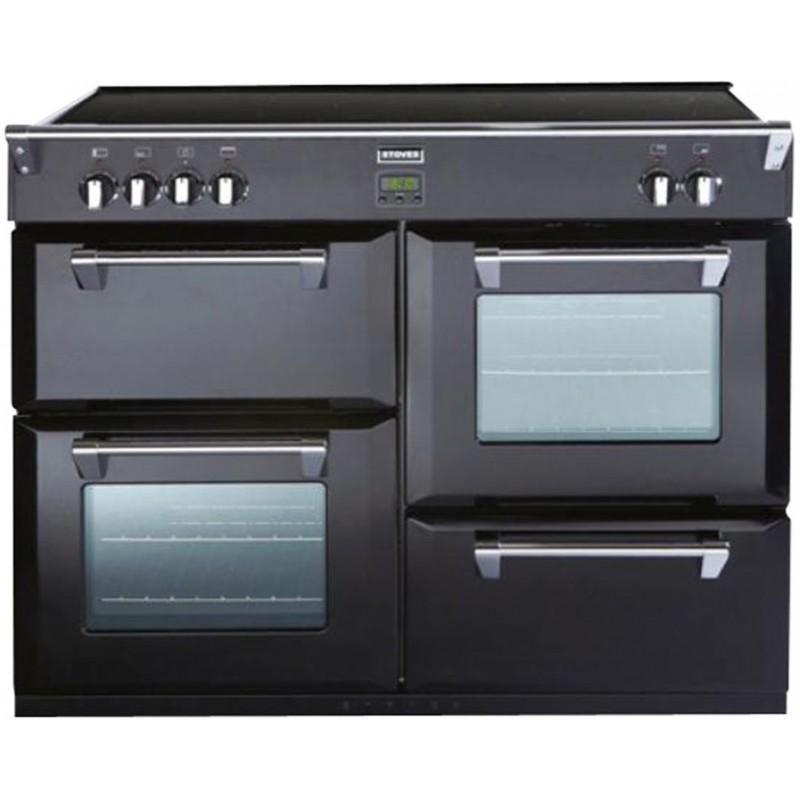 Piano de cuisson Stoves RICHMOND induction 110 cm noir