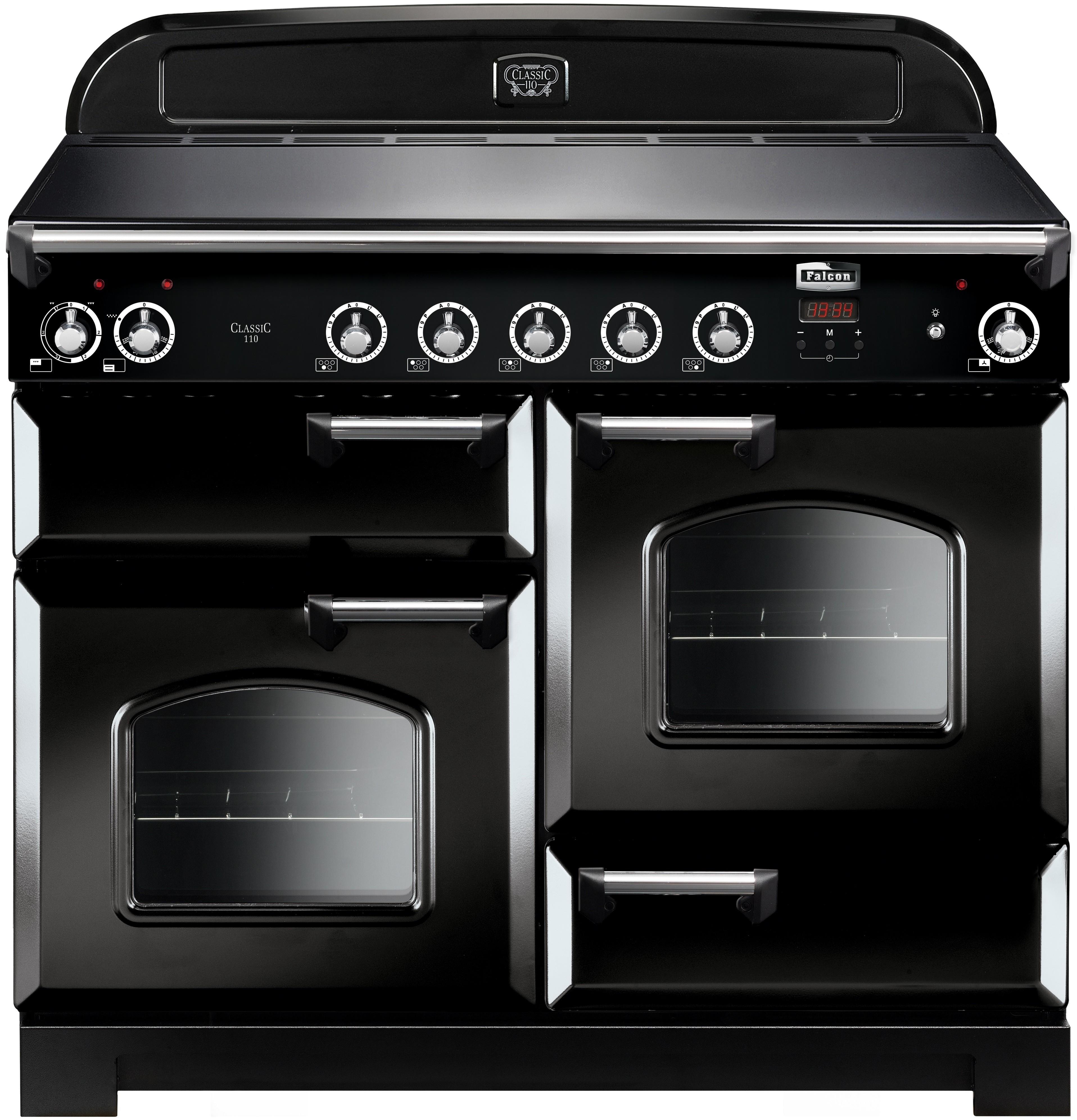 Comment Differencier Induction Et Vitroceramique cuisinière falcon classic induction 110 cm | cuisinières