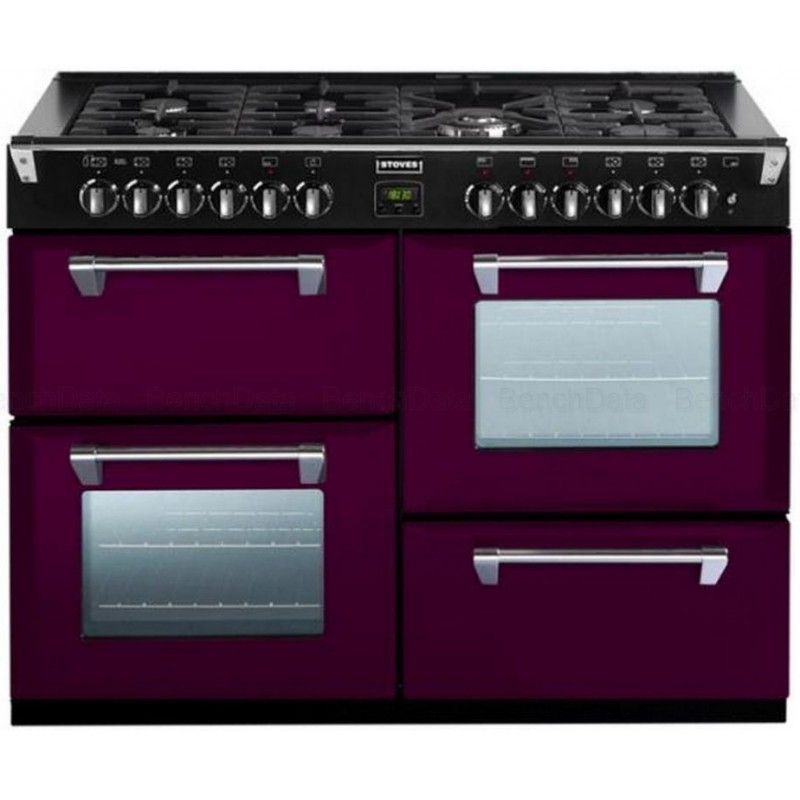 Piano de cuisson Stoves RICHMOND induction 110 cm noir