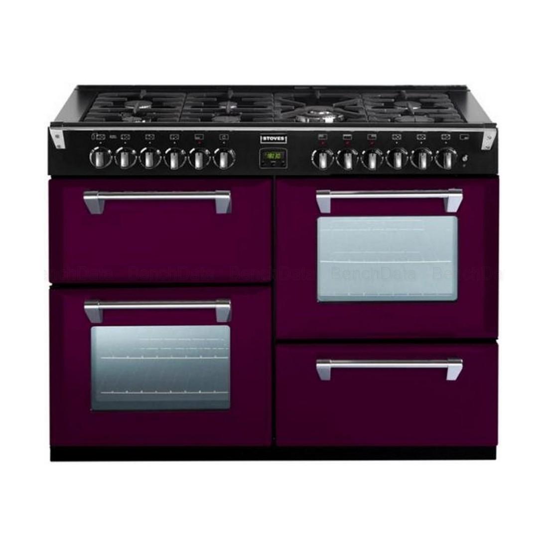 Cuisine Au Gaz Ou Induction piano de cuisson gaz stoves richmond pas cher chez