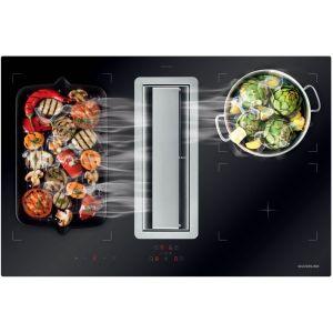 Table de cuisson aspirante Silverline FLOWMAX H80078015