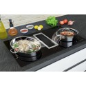Table de cuisson aspirante Silverline FLOWMAX H80078015