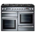Piano de cuisson Nexus Falcon 110 cm inox