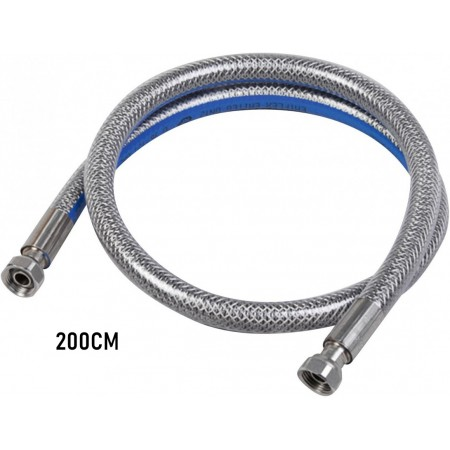 Flexible inox gaz naturel 1m NF à vie