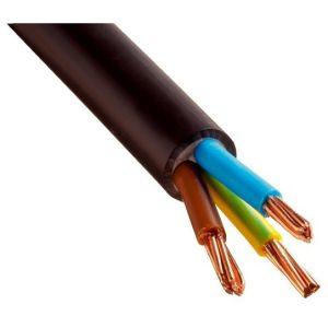 Câble électrique souple 3x6mm² au mètre