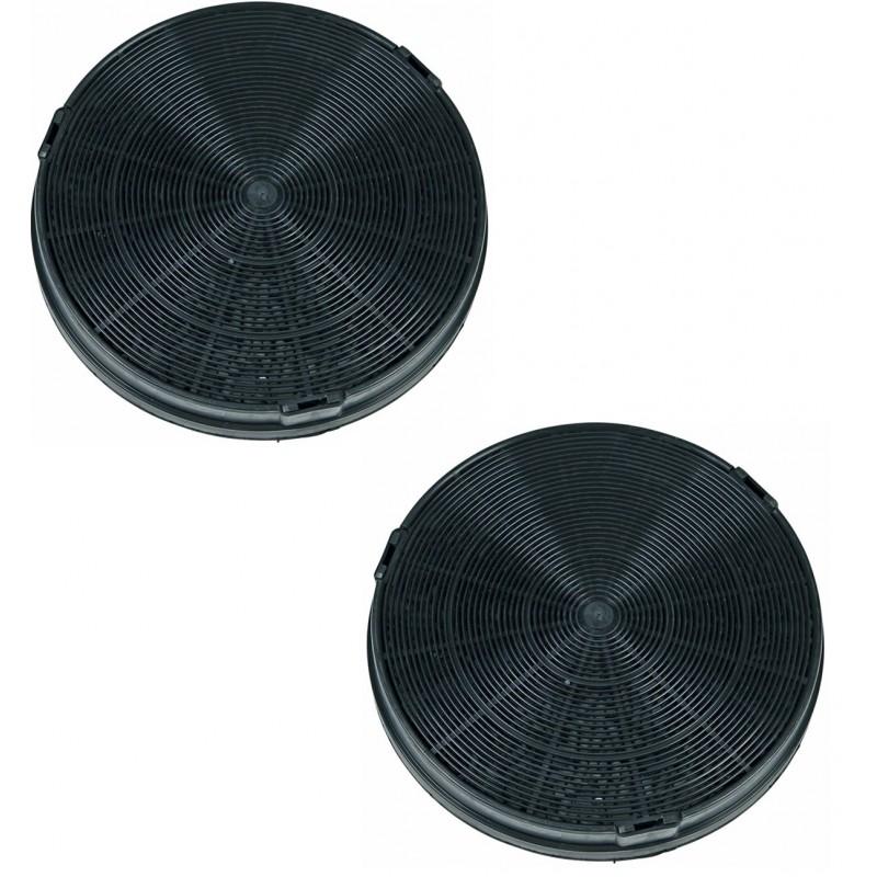 Filtres à charbon Falcon CLASSIC x2