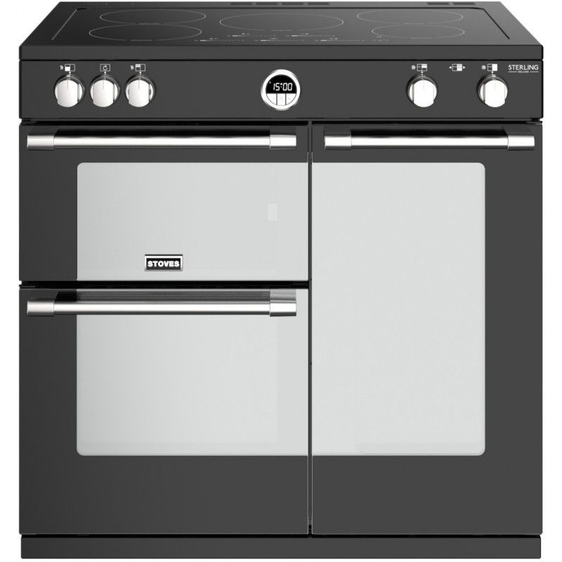 Piano de cuisson Stoves STERLING DELUXE 90cm Induction