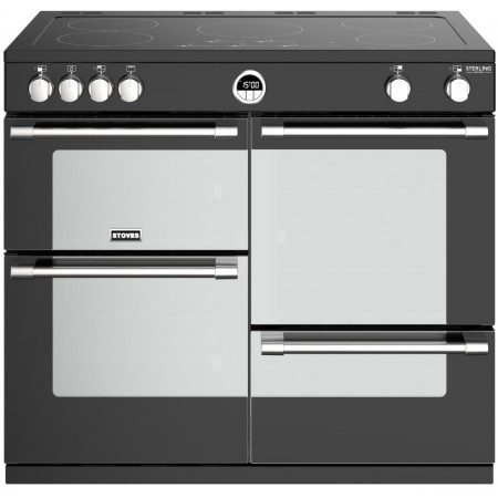 Piano de cuisson Stoves STERLING DELUXE 100cm Induction