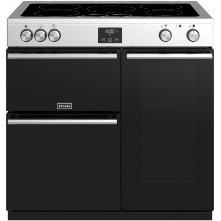 Piano de cuisson Stoves Precision DELUXE 90cm Induction