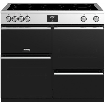 Piano de cuisson Stoves Precision DELUXE 100cm Induction