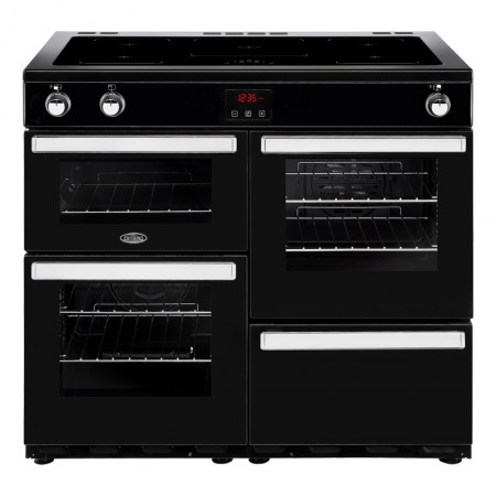 Piano de cuisson Belling COOKCENTRE 100cm Induction