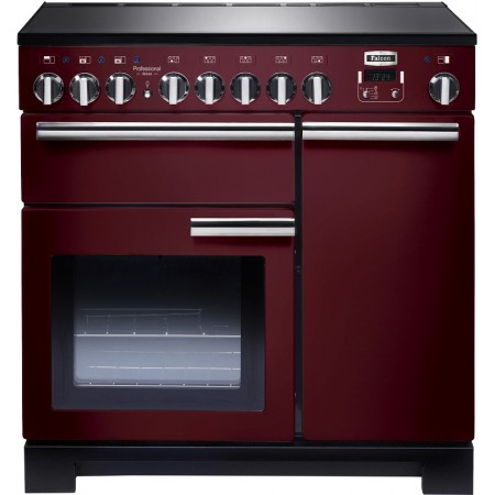 Piano de cuisson Falcon Professional deluxe Induction 90 cm