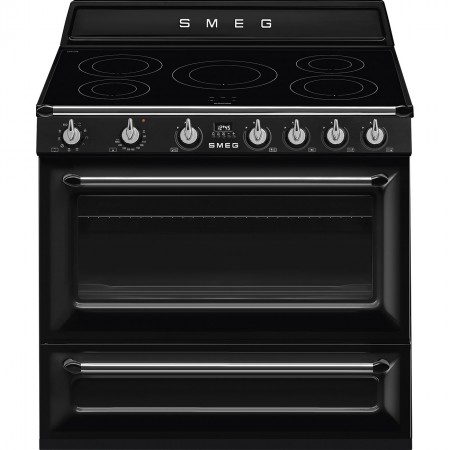 Piano de cuisson Smeg TR90I Induction 90cm Victoria