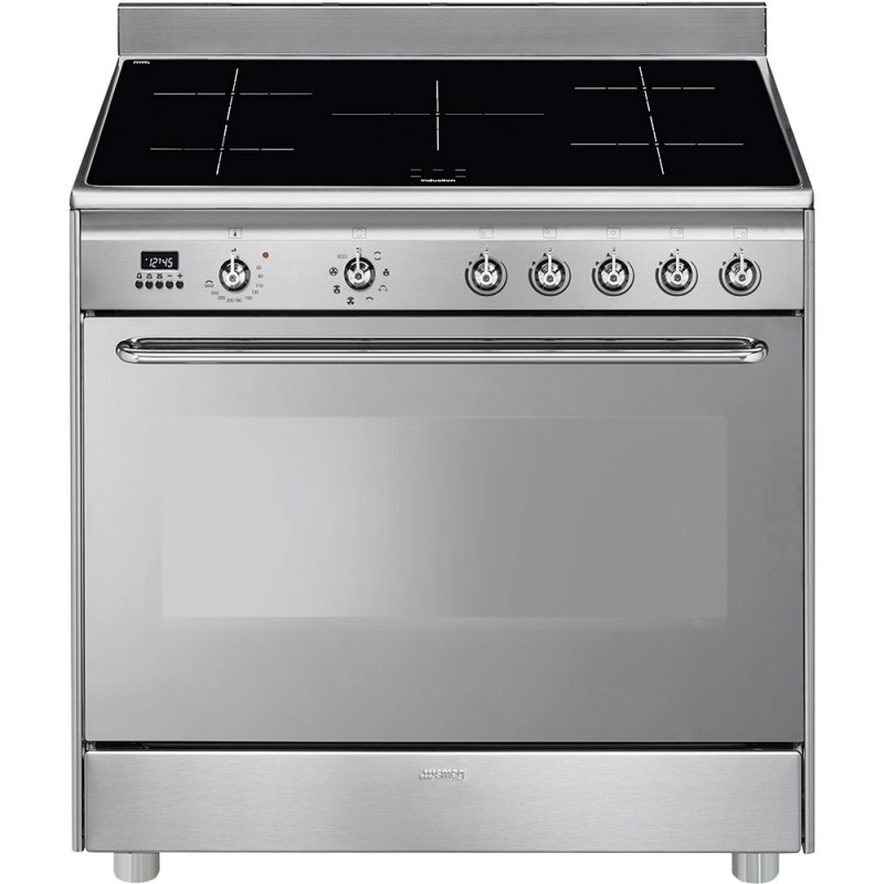 Piano de cuisson Smeg induction CG90IX9