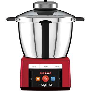 Robot Cuiseur MAGIMIX Cook Expert rouge
