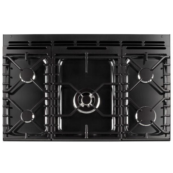 Table de cuisson gaz 5 foyers Aga masterchef XL