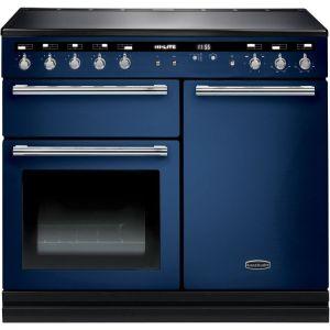 Cuisinière Falcon Hi-Lite induction bleu monaco 100 cm