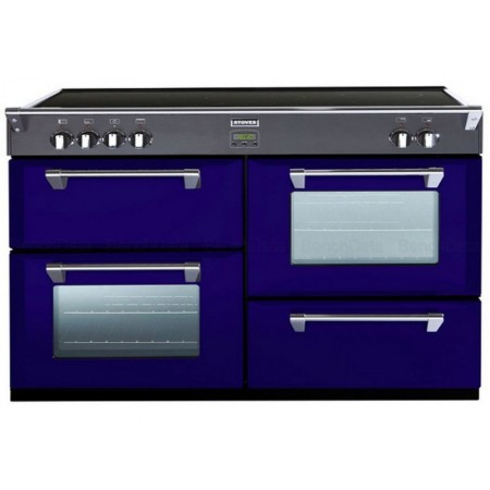 Piano de cuisson Stoves RICHMOND induction 110 cm bleu