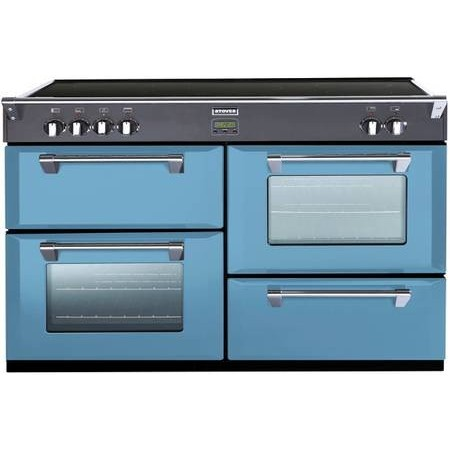 Piano de cuisson Stoves RICHMOND induction 110 cm bleu azur