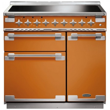 Piano de cuisson Falcon ELISE induction 90 cm orange
